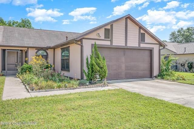 1384 Byrd Court, Rockledge, FL 32955 (MLS #917929) :: Keller Williams Realty Brevard