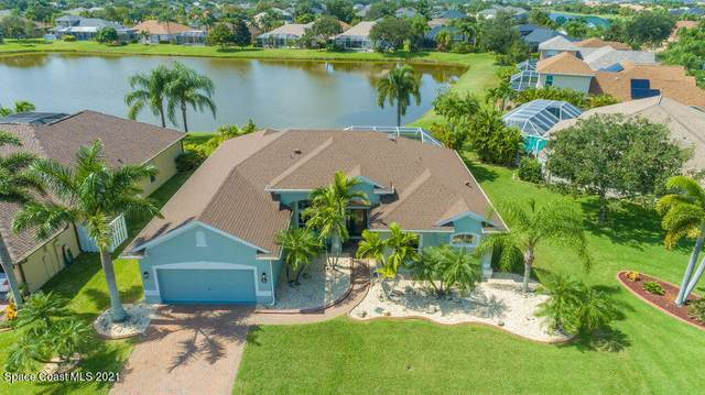 4591 Chardonnay Drive, Rockledge, FL 32955 (MLS #917976) :: Keller Williams Realty Brevard