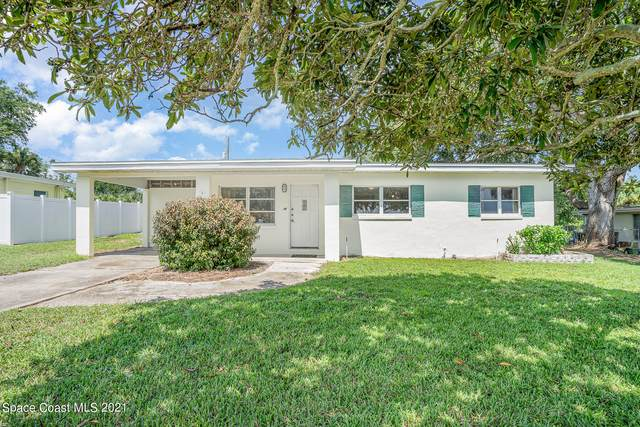 114 N Indian Circle, Cocoa, FL 32922 (MLS #917981) :: Dalton Wade Real Estate Group