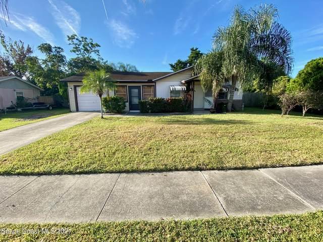 2933 Lancaster Road, Melbourne, FL 32935 (MLS #917987) :: Dalton Wade Real Estate Group