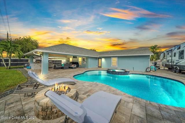 1035 Jacaranda Circle, Rockledge, FL 32955 (MLS #918000) :: Premium Properties Real Estate Services