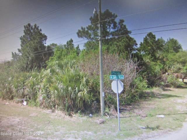900 Pyracantha Street NW, Palm Bay, FL 32907 (MLS #918014) :: Keller Williams Realty Brevard