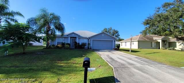 1454 Graves Street SE, Palm Bay, FL 32909 (MLS #918027) :: Keller Williams Realty Brevard