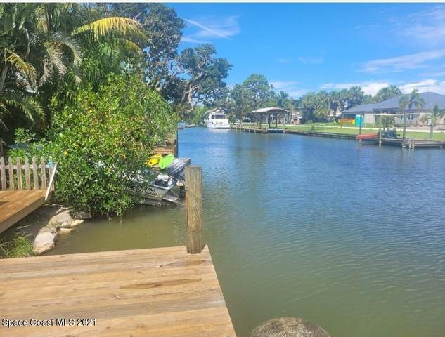 475 Indian Creek Drive, Cocoa Beach, FL 32931 (MLS #918030) :: Premium Properties Real Estate Services