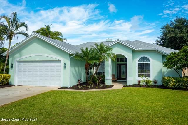 912 Harbor Pines Drive, Merritt Island, FL 32952 (MLS #918038) :: Keller Williams Realty Brevard