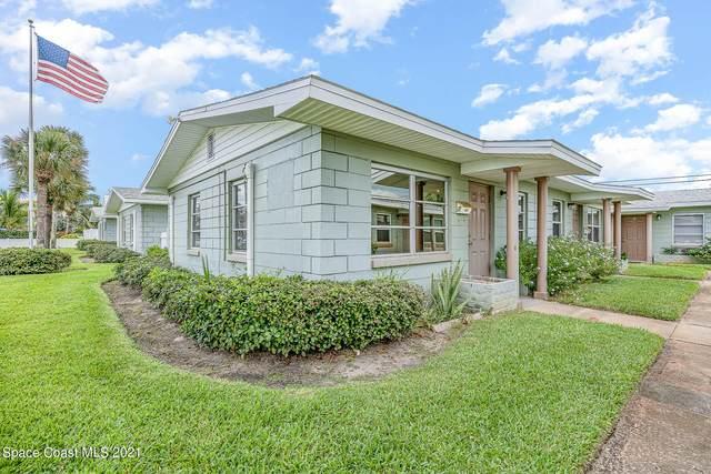 145 E Alachua Lane #7, Cocoa Beach, FL 32931 (MLS #918049) :: Premium Properties Real Estate Services