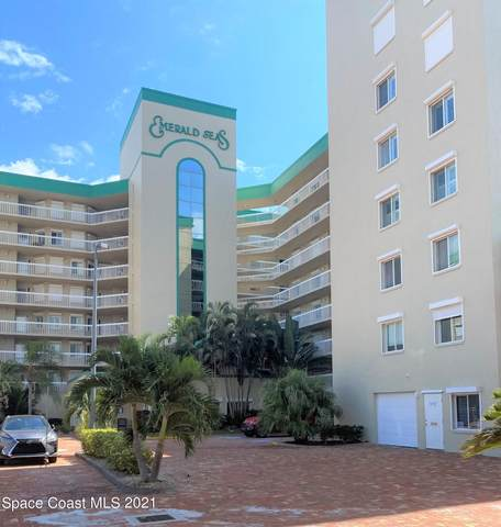 3400 Ocean Beach Boulevard #609, Cocoa Beach, FL 32931 (MLS #918050) :: Premium Properties Real Estate Services