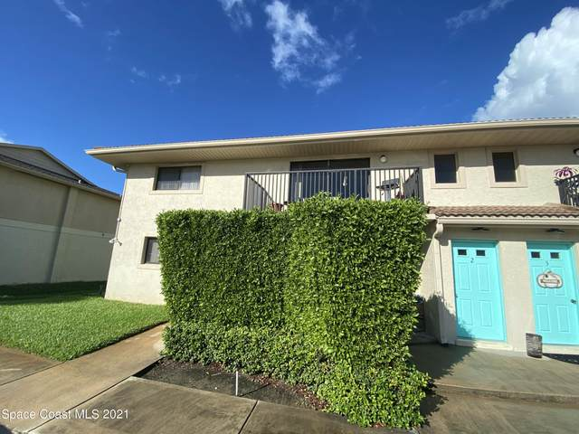 418 S Atlantic Avenue #2, Cocoa Beach, FL 32931 (MLS #918061) :: Keller Williams Realty Brevard