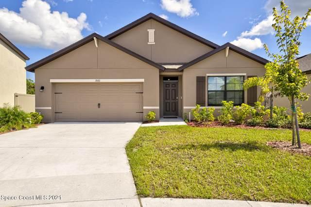 1661 Saxton Road, Cocoa, FL 32926 (MLS #918063) :: Keller Williams Realty Brevard