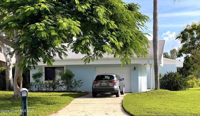 441 Myrtlewood Road, Melbourne, FL 32940 (MLS #918076) :: Dalton Wade Real Estate Group