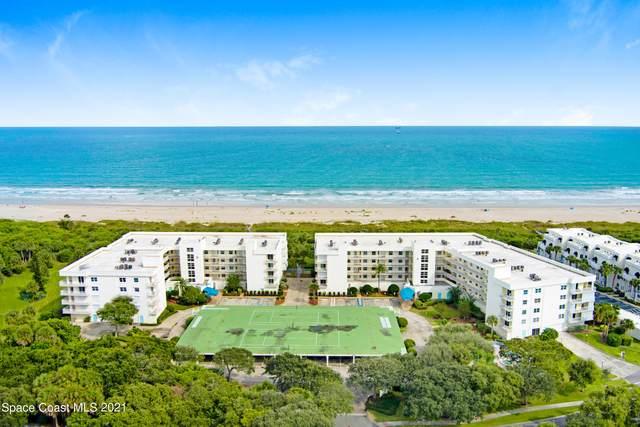 8700 Ridgewood Avenue B206, Cape Canaveral, FL 32920 (MLS #918087) :: Premium Properties Real Estate Services