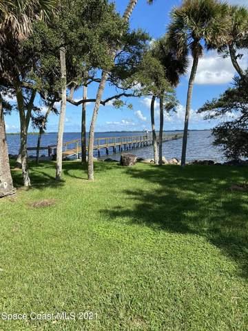 100 Canebreakers Drive #107, Cocoa, FL 32927 (MLS #918094) :: Dalton Wade Real Estate Group