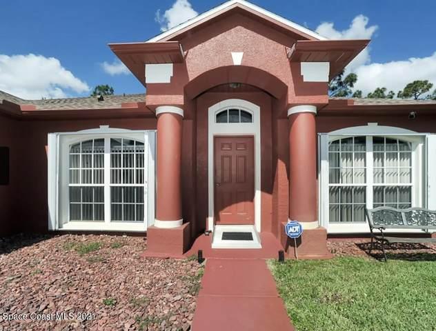 6374 Alleghany Avenue, Cocoa, FL 32927 (MLS #918096) :: Keller Williams Realty Brevard
