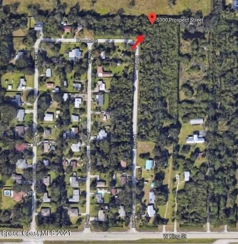 5300 Prospect Street, Cocoa, FL 32926 (MLS #918136) :: Premium Properties Real Estate Services