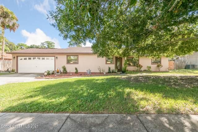 2824 School Drive NE, Palm Bay, FL 32905 (MLS #918148) :: Dalton Wade Real Estate Group