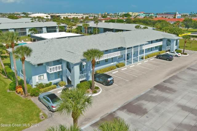 3799 S Banana River Boulevard #612, Cocoa Beach, FL 32931 (MLS #918163) :: Keller Williams Realty Brevard