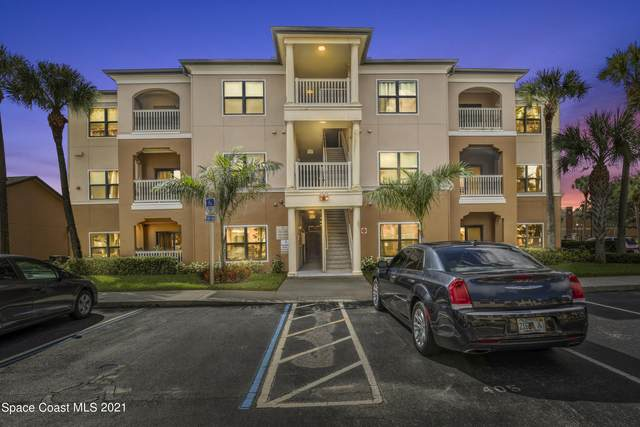 6460 Borasco Drive #1902, Melbourne, FL 32940 (MLS #918171) :: Premium Properties Real Estate Services