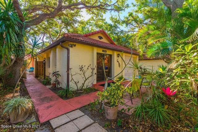 8764 Banyan Way, Cape Canaveral, FL 32920 (MLS #918176) :: Engel & Voelkers Melbourne Central