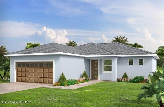 1138 Westunder Street SE, Palm Bay, FL 32909 (MLS #918177) :: Keller Williams Realty Brevard