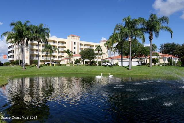 752 Bayside Drive #504, Cape Canaveral, FL 32920 (MLS #918193) :: Premium Properties Real Estate Services