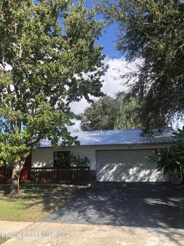 812 Jasmine Drive, Rockledge, FL 32955 (MLS #918204) :: Premium Properties Real Estate Services