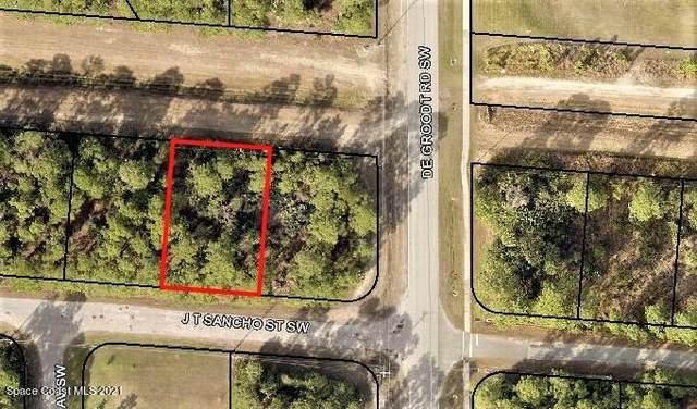 215 J T Sancho Street SW, Palm Bay, FL 32908 (MLS #918208) :: Keller Williams Realty Brevard
