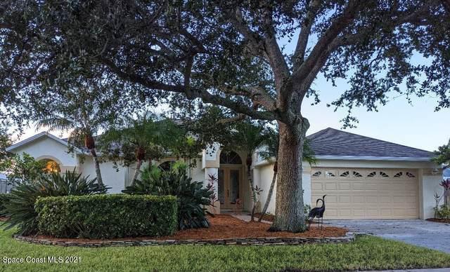 5390 Wild Cinnamon Drive, Melbourne, FL 32940 (MLS #918213) :: Dalton Wade Real Estate Group