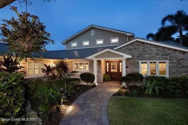 857 Indian River Drive, Melbourne, FL 32935 (MLS #918217) :: Keller Williams Realty Brevard