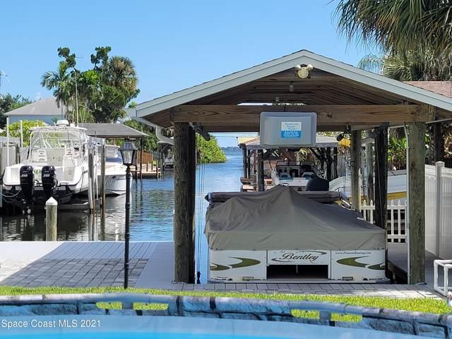 1040 N Banana River Drive, Merritt Island, FL 32952 (MLS #918219) :: Keller Williams Realty Brevard