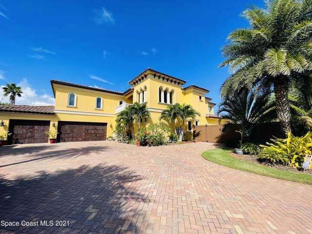300 2nd Avenue, Melbourne Beach, FL 32951 (MLS #918220) :: Premium Properties Real Estate Services