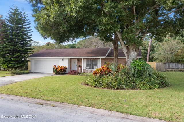 1372 Gleneagles Way, Rockledge, FL 32955 (MLS #918222) :: Premium Properties Real Estate Services