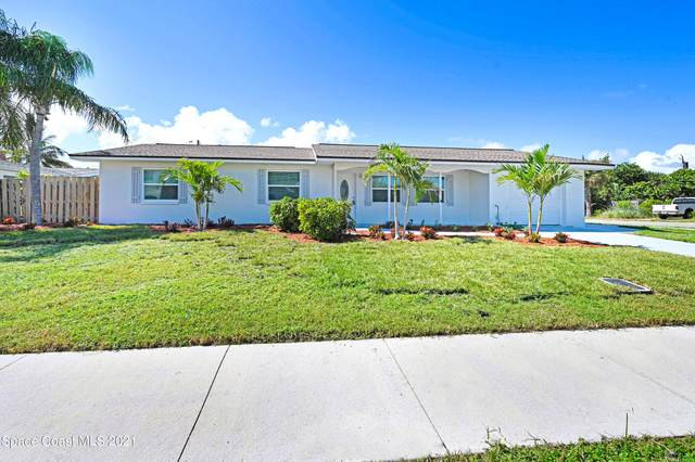 200 Orange Street, Satellite Beach, FL 32937 (MLS #918224) :: Premium Properties Real Estate Services