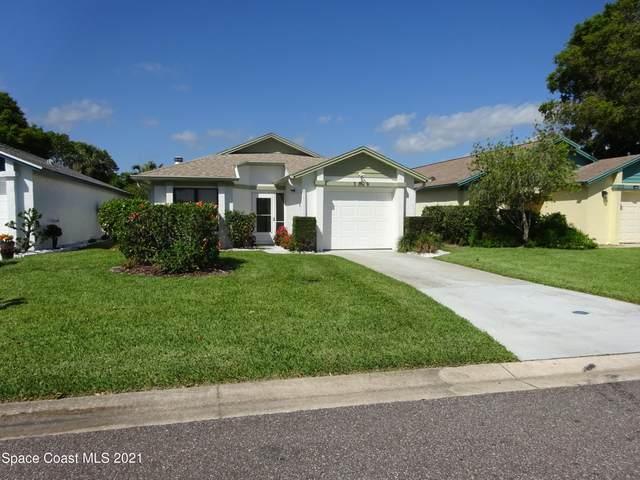 381 Myrtlewood Road, Melbourne, FL 32940 (MLS #918230) :: Engel & Voelkers Melbourne Central
