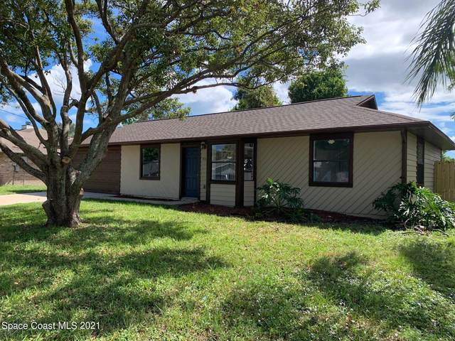 951 Tope Street, Cocoa, FL 32927 (MLS #918233) :: Keller Williams Realty Brevard