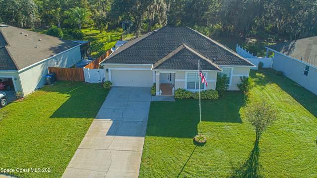 4915 Barna Avenue, Titusville, FL 32780 (MLS #918240) :: Keller Williams Realty Brevard