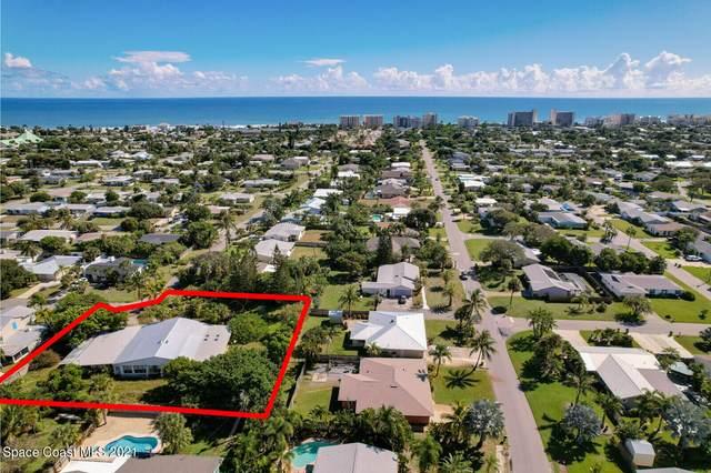 2201 Abalone Avenue, Indialantic, FL 32903 (MLS #918249) :: Premium Properties Real Estate Services