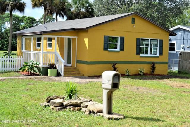 843 Kanawha Street, Cocoa, FL 32927 (MLS #918252) :: Premium Properties Real Estate Services