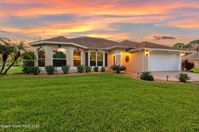 2874 Hester Avenue SE, Palm Bay, FL 32909 (MLS #918256) :: Keller Williams Realty Brevard