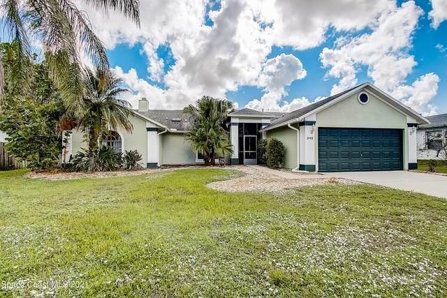 542 Sauders Road SE, Palm Bay, FL 32909 (MLS #918257) :: Keller Williams Realty Brevard