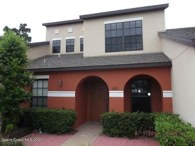 605 Margie Drive, Titusville, FL 32780 (MLS #918259) :: Keller Williams Realty Brevard