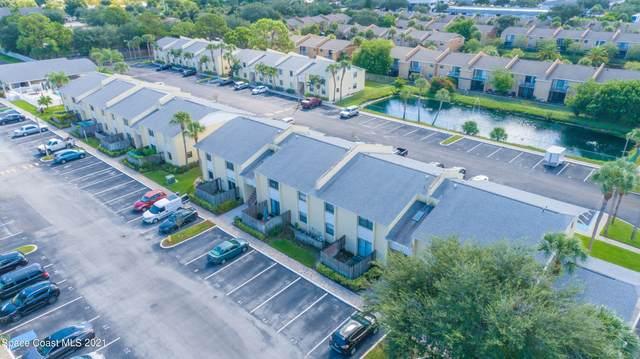 596 N Wickham Road #44, Melbourne, FL 32935 (MLS #918278) :: Premium Properties Real Estate Services