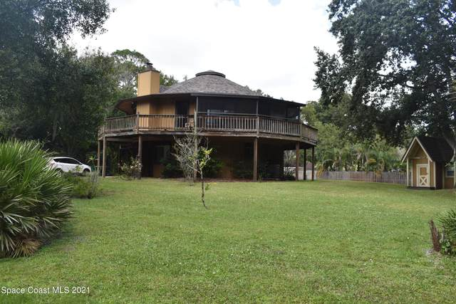 4602 S Friday Circle, Cocoa, FL 32926 (MLS #918279) :: Keller Williams Realty Brevard