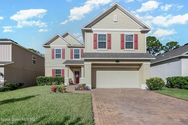 5644 Reagan Avenue, Titusville, FL 32780 (MLS #918287) :: Keller Williams Realty Brevard