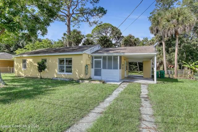 209 Coral Way, Cocoa, FL 32922 (MLS #918288) :: Premium Properties Real Estate Services