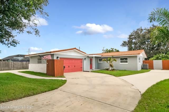 4305 Beacon Avenue, Titusville, FL 32780 (MLS #918289) :: Premium Properties Real Estate Services