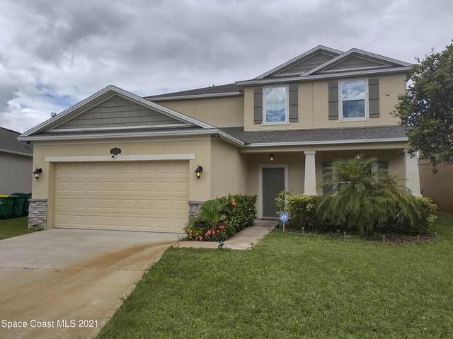 5135 Brilliance Circle, Cocoa, FL 32926 (MLS #918299) :: Keller Williams Realty Brevard