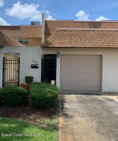 1935 Harrison Street #109, Titusville, FL 32922 (MLS #918300) :: Premium Properties Real Estate Services