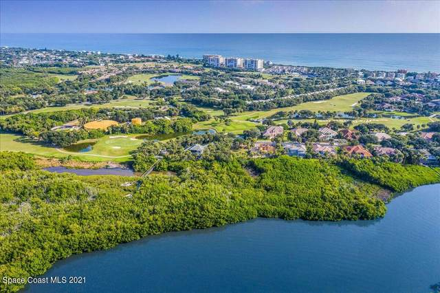 410 Hammock Shore Drive, Melbourne Beach, FL 32951 (MLS #918301) :: Premium Properties Real Estate Services
