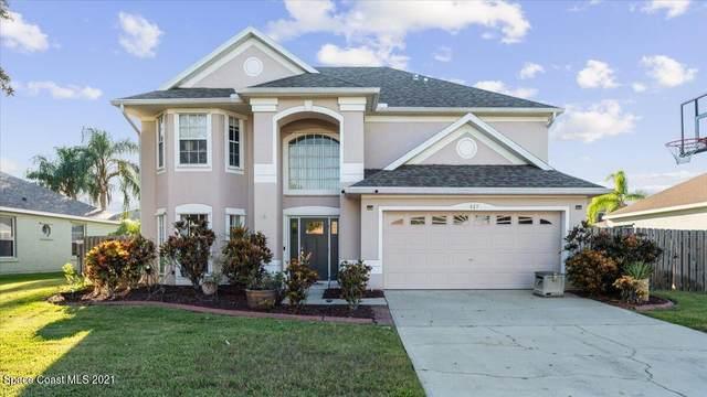417 Heathrow Circle, Rockledge, FL 32955 (MLS #918309) :: Premium Properties Real Estate Services