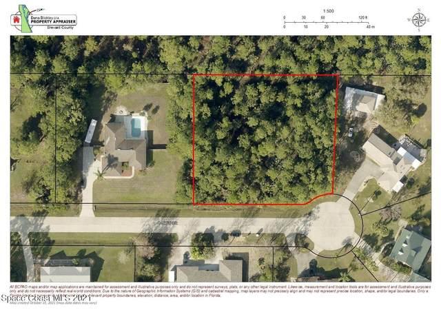 4916 Corfu Drive, Cocoa, FL 32926 (MLS #918310) :: Premium Properties Real Estate Services
